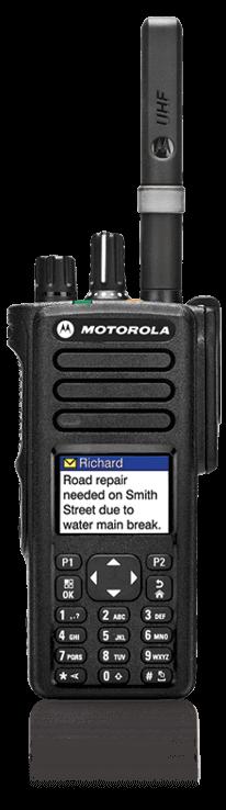 Motorola Two-way Radio Warranty Information Radio Hospital Lima